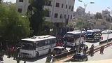 إجلاء السكان في سوريا لم يحصل على موافقة الأمم المتحدة