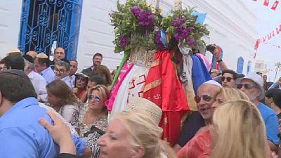 Tunisian Jewish festival celebrated amid tight security