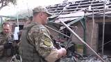 Four civilians die as artillery fire continues in eastern Ukraine