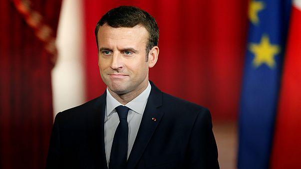 Frankreichs frischgebackener Präsident Emmanuel Macron (39) will Vertrauen zurückgeben