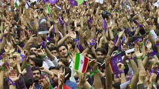 Iran: presidential campaign breaks boundaries