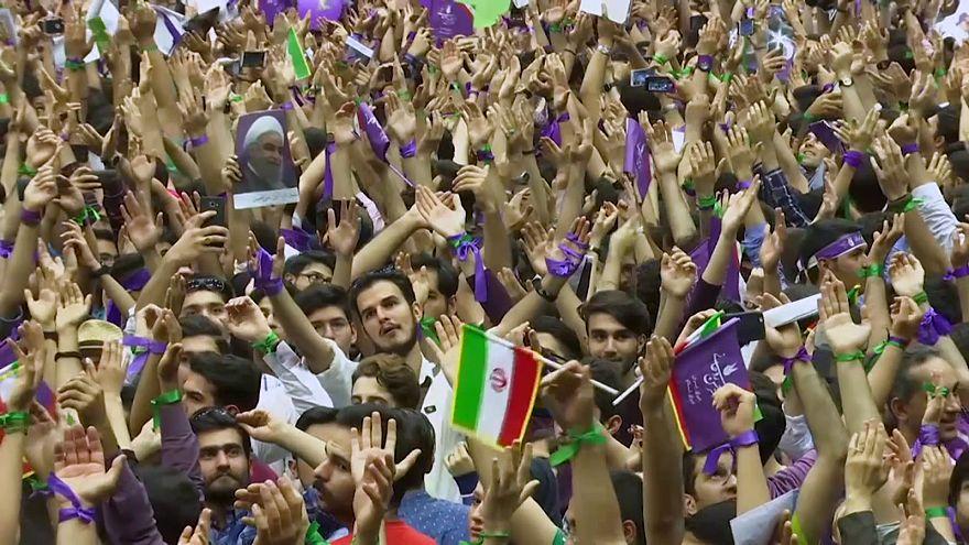 Irán: az elnöknek jó esélye van az újraválasztásra
