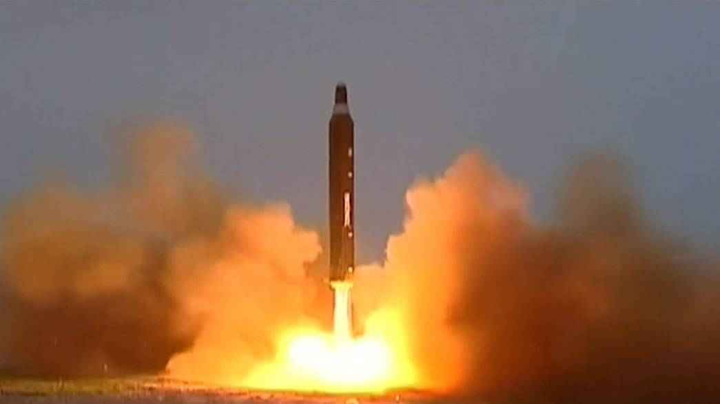 Nouveau tir de missile balistique de la Corée du Nord