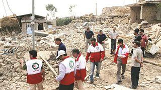 زلزله در استان خراسان شمالی ۲ کشته و صدها زخمی برجای گذاشت