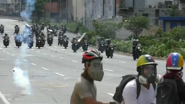 Les violences continuent au Venezuela