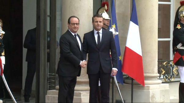 ماكرون الرئيس الفتيّ.. وفرنسا القوية