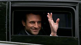 نخستین انتصاب های رییس جمهور جدید فرانسه
