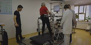 The robotics helping stroke patients regain balance