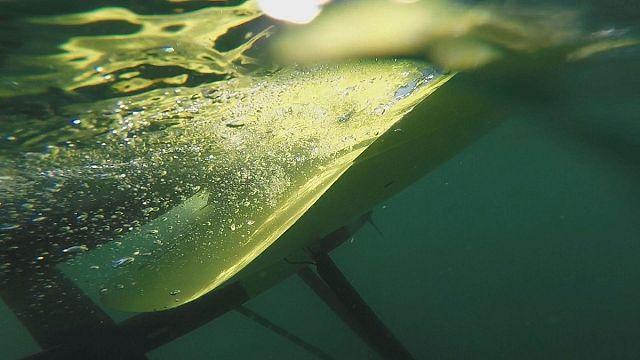 Produire de l'électricité avec une aile volante sous-marine