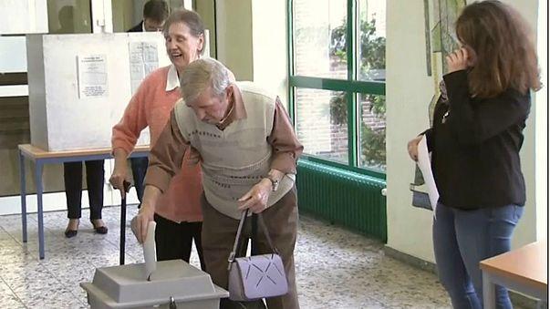 Wahl in Nordrhein-Westfalen