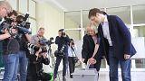 """В Германии проходит """"репетиция"""" выборов в Бундестаг"""