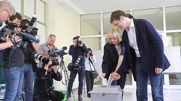 SPD face stiff challenge in home state North Rhine-Westphalia