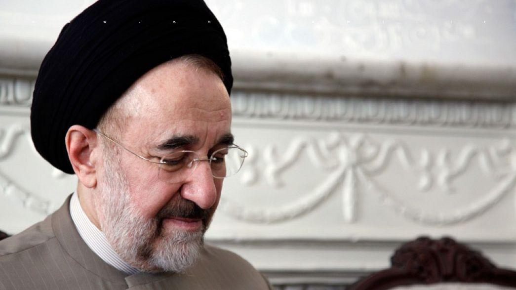 محمد خاتمی: رای به روحانی را تکرار کنید