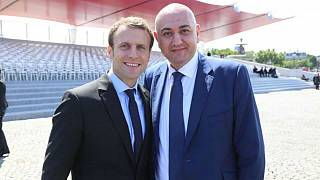 """خطاب للرئيس الفرنسي الجديد:"""" عليكم بالعمل من أجل حل سلمي وعاجل في سوريا """""""