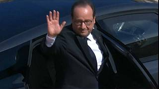 """Hollande: """"Ich hinterlasse dieses Land in einem wesentlich besseren Zustand"""""""