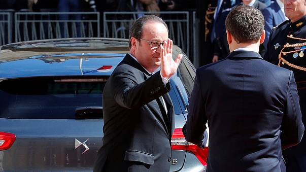 "Hollande: ""I leave France in a better state than I found it"""