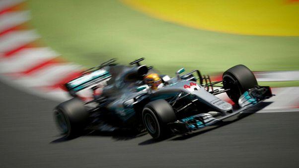 F1 : Hamilton gagne en Espagne