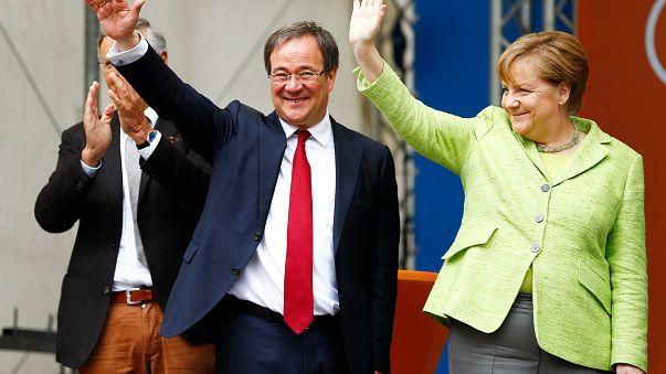 NRW-Landtagswahl: Schwere Schlappe für SPD, CDU wird stärkste Partei