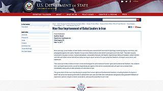 وزارت خارجه آمریکا: زندانیان بهایی وعقیدتی ایران باید آزاد شوند