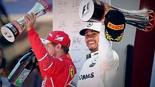 فرومولا 1 - هاملتون يفوز بجائزة إسبانيا الكبرى
