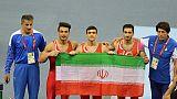 ایران در دومین روز از بازی های کشورهای اسلامی