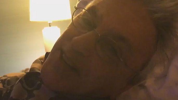 """Caetano Veloso emociona-se com reconhecimento de Salvador Sobral: """"Que beleza!"""""""