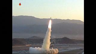 شاهد.. صواريخ كوريا الشمالية في دقيقة