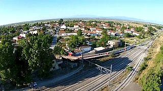 مقتل 4 أشخاص في حادث قطار في اليونان