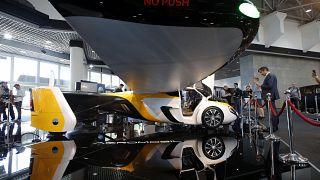 تویوتا با تخصیص سرمایه ایدۀ خودروهای پرنده را جدی می گیرد