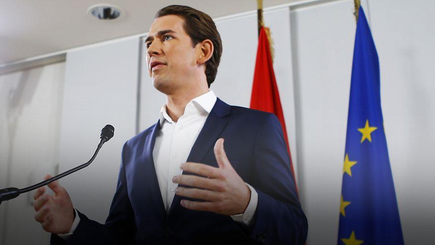 Áustria: Sebastian Kurz quer legislativas antecipadas