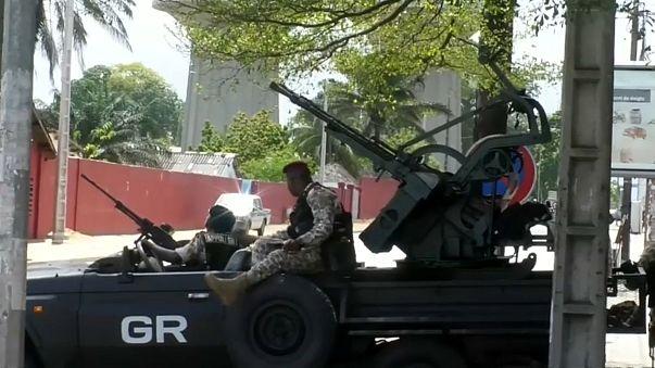 Militares rebelam-se na Costa do Marfim