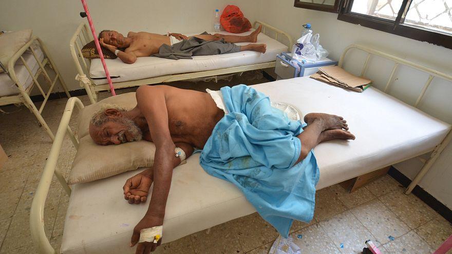 اليمن تعلن حالة الطوارئ بسبب تفشي وباء الكوليرا
