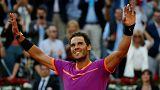 Nadal logra su quinto Madrid Open e iguala a Djokovic con 30 Masters 1.000