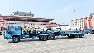 کره شمالی؛ آزمایش موشک بالستیک جدید با هدف حمل کلاهک هسته ای در مقیاس بزرگ