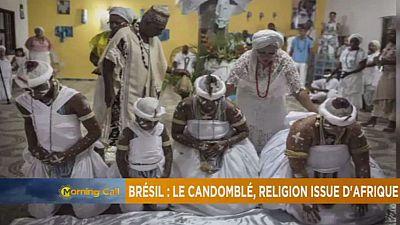 L'influence de la culture africaine en Amérique du sud [Culture on The Morning Call]