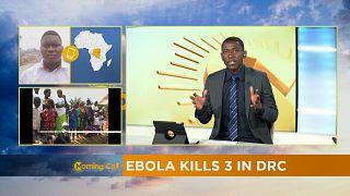 Rdc : l'épidémie Ebola à nouveau signalée