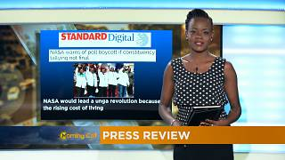 Press Review of May 15, 2017 [The Morning Call]