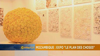 """Mozambique : gros plan sur l'exposition """"le Plan des Choses"""""""