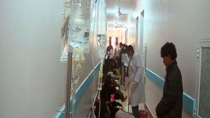 Grave épidémie de choléra au Yémen : l'état d'urgence décrété