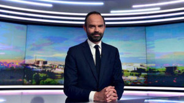 Macron nombra a Édouard Philippe nuevo primer ministro francés