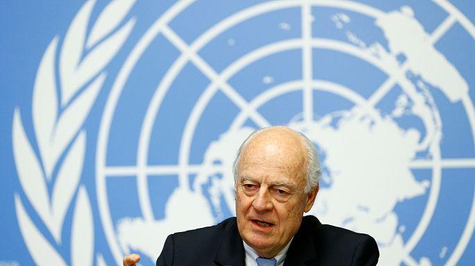 جنيف: جولة مفاوضات جديدة والنظام يشارف على استعادة كامل أطراف دمشق
