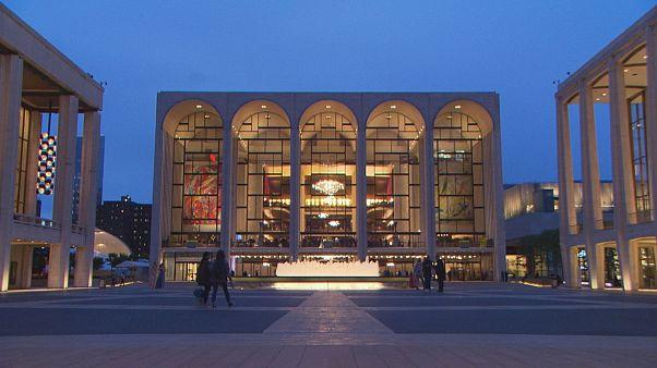 O mundo da ópera reuniu-se em torno do jubileu do Met