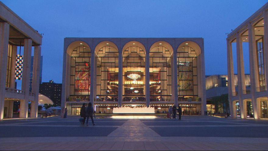 Метрополітен-опера святкує 50-й ювілей у Лінкольн-центрі