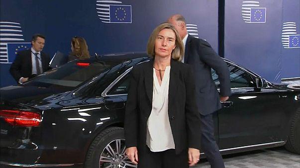 EU-Außenminister beraten über Sicherheit und neue Afrika-Strategie