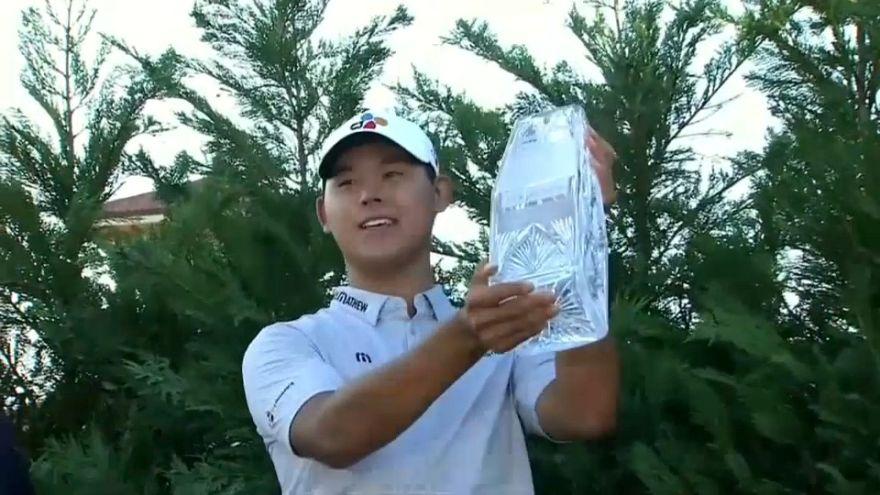 PGA Tour : Kim Si-woo marque l'histoire