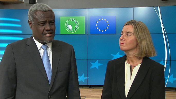 EU will engere Kooperation mit Afrika in der Flüchtlingsfrage