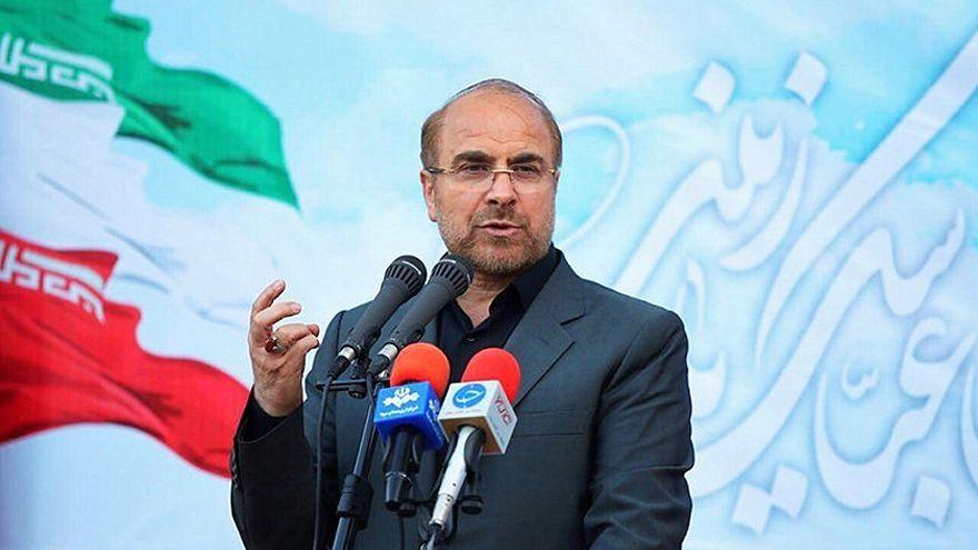 Tehran mayor Qalibaf quits presidential race to back cleric Raisi
