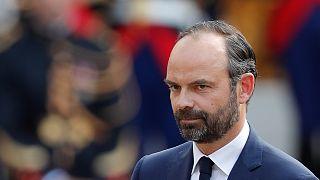 Эдуар Филипп вступил в должность премьер-министра Франции