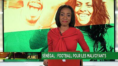 Au Sénégal, une ligue de football pour les personnes aveugles