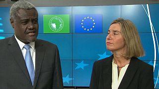 نشست وزرای امور خارجه اتحادیه اروپا حول محور امنیت و مهاجرت